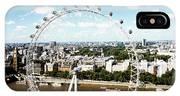 London Eye IPhone X Case