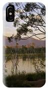 Lower Otay Lake - California IPhone Case
