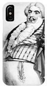 Luigi Lablache (1794-1858) IPhone Case