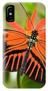 Madeira Butterfly IPhone Case