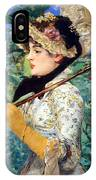 Manet's Spring IPhone Case