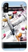 Medical Equipment And Drugs IPhone Case