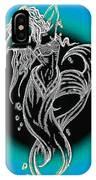 Mermaid 1 IPhone Case