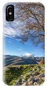 Monte Cinto From Col De San Colombano In Corsica IPhone Case