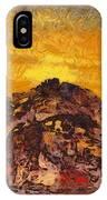 Morro Rock 3007 IPhone Case