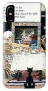 Mother Goose, 1915 IPhone Case