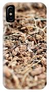 Mulch IPhone Case