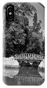 National Garden In Athens IPhone Case