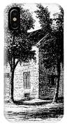 New York Senate, 1777 IPhone Case