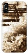 Night At The Movies IPhone Case