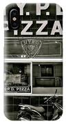 N.y.p.d. Pizza IPhone Case
