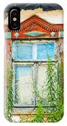 Old Wooden Window IPhone Case
