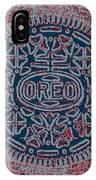 Oreo In Hope1 IPhone Case