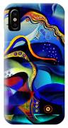 Orpheus And Eurydike IPhone Case