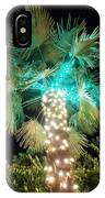 Outdoor Christmas Decorations IPhone Case