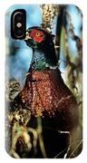 Pheasant IPhone X Case