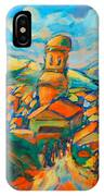 Picturesque Arrival IPhone Case