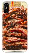 Pork Jerky-chinese Style Dried Meat Pieces IPhone Case