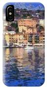 Porto Stefano In Italy IPhone Case