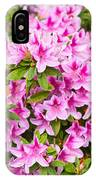 Pretty In Pink - Spring Flowers In Bloom. IPhone Case
