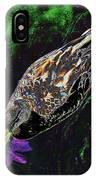 Psychedelic Mallard Duck 1 IPhone Case