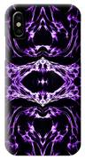 Purple Series 3 IPhone Case