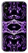 Purple Series 3 IPhone X Case