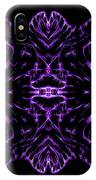 Purple Series 7 IPhone Case