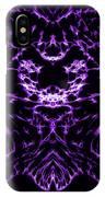 Purple Series 8 IPhone Case