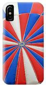 Red White And Balloon  IPhone Case