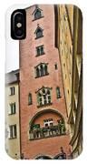 Regensburg Germany IPhone Case