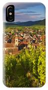 Riquewihr Alsace IPhone Case