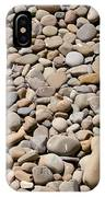 River Rocks Pebbles IPhone Case