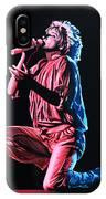 Rod Stewart IPhone Case