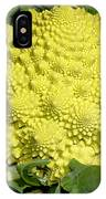 Romanesco - Italian Broccoli IPhone Case