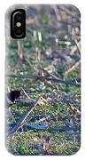 2 Roosters  IPhone Case