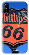 Route 66 - Phillips 66 Petroleum IPhone Case