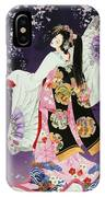 Sagi No Mai IPhone Case