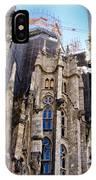 Sagrada Familia - Gaudi IPhone Case