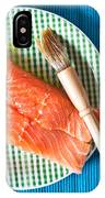 Salmon Fillets IPhone Case