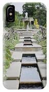 Sarah Lee Baker Perennial Garden 3 IPhone Case
