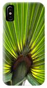 Saw Palmetto  IPhone Case