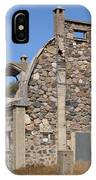 Schott Stone Barn IPhone Case