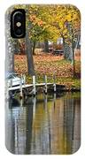 Seasons End IPhone Case