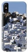 Serifos Town IPhone Case