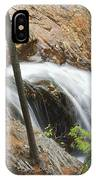 Smalls Falls In Western Maine IPhone Case
