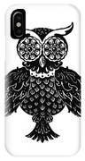Sophisticated Owls 1 Of 4 IPhone Case