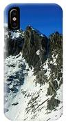 Southern Alps New Zealand IPhone Case