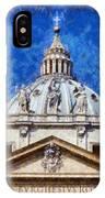 St Peter In Vatican IPhone Case