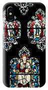 Stained Glass Window IPhone Case
